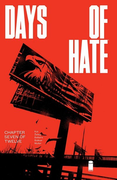 Days Of Hate #7 (2018)