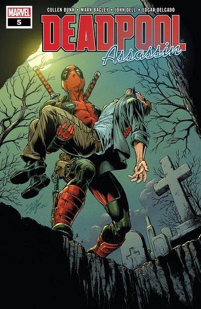 Deadpool – Assassin #5 (2018)