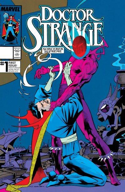 Doctor Strange – Sorcerer Supreme #1 – 90 + Annuals (1988-1996)
