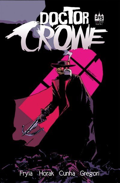 Doctor Crowe #1 – 4 (2017)
