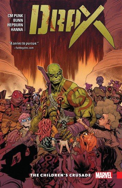 Drax Vol. 2 – The Children's Crusade (TPB) (2016)