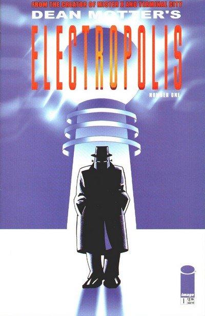 Electropolis #1 – 4 (2001-2003)