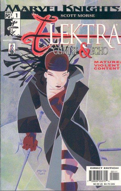 Elektra – Glimpse and Echo Vol. 1 #1 – 4 (2002)