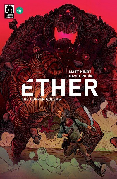 Ether – The Copper Golems #4 (2018)