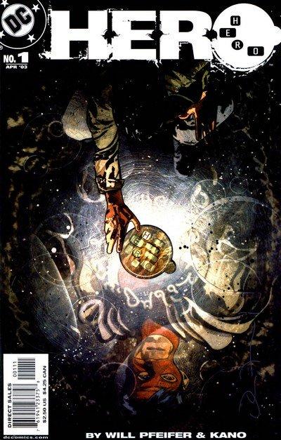 H.E.R.O #1 – 22 (2003-2005)