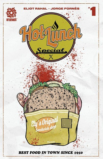 Hot Lunch Special #1 (2018)