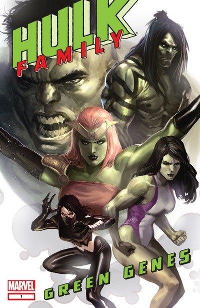 Hulk Family – Green Genes (2008) (One-Shot)