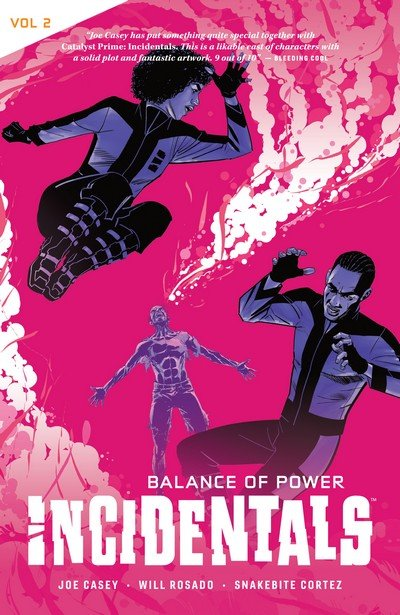 Incidentals Vol. 2 – Balance of Power (TPB) (2018)