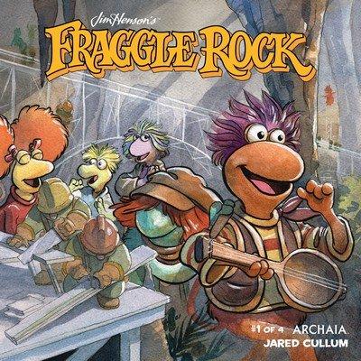 Jim Henson's Fraggle Rock #1 – 4 (2018)