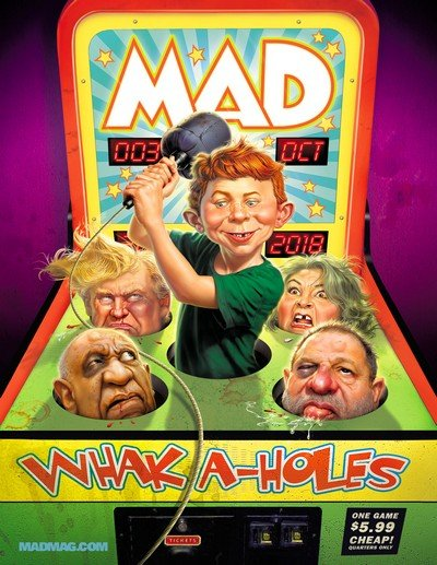 MAD Magazine #3 (2018)