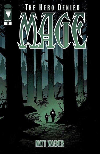 Mage – Book Three – The Hero Denied #11 (2018)