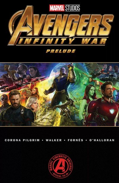 Marvel Cinematic Universe – Phase Three films – Official tie-ins Comics Collection (2016-2018)