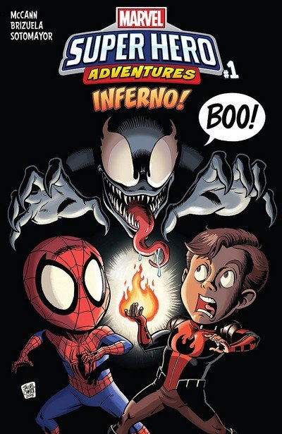 Marvel Super Hero Adventures – Inferno #1 (2018)