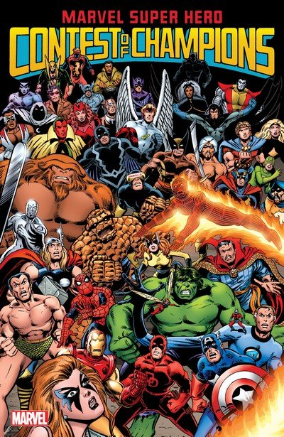 Marvel Super Hero Contest of Champions (TPB) (2015)