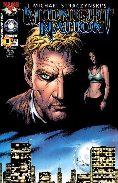 Midnight Nation #0.5 – 12 (2000-2002)