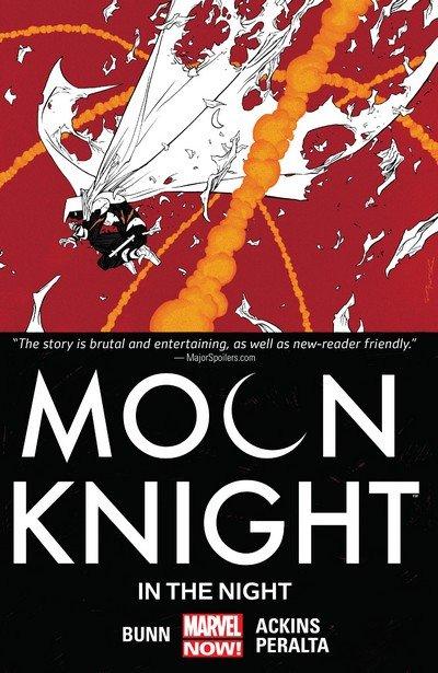 Moon Knight Vol. 3 – In the Night (TPB) (2015)
