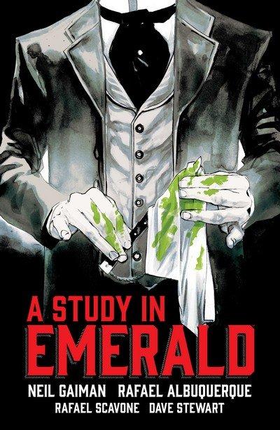 Neil Gaiman's A Study in Emerald (2018)