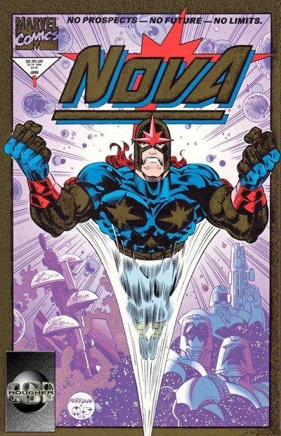 Nova Vol. 2 #1 – 18 (1994-1995)