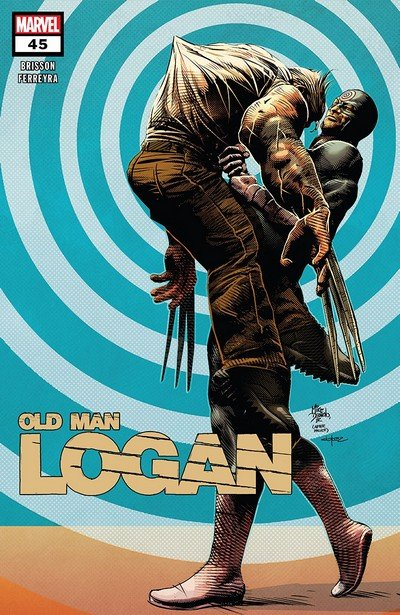 Old Man Logan #45 (2018)