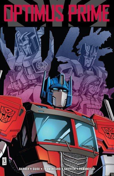 Optimus Prime Vol. 3 (TPB) (2018)