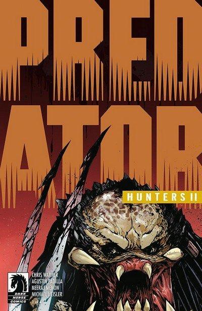 Predator – Hunters II #1 (2018)