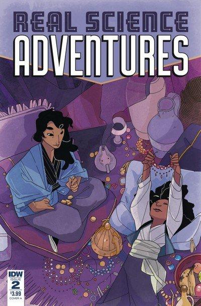 Real Science Adventures – The Nicodemus Job #2 (2018)