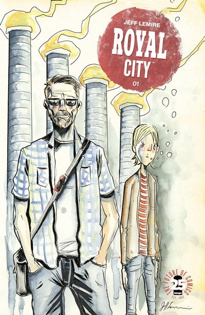 Royal City #1 – 14 + TPBs (2017-2018)