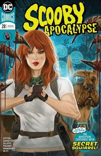 Scooby Apocalypse #28 (2018)