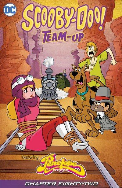 Scooby-Doo Team-Up #82 (2018)