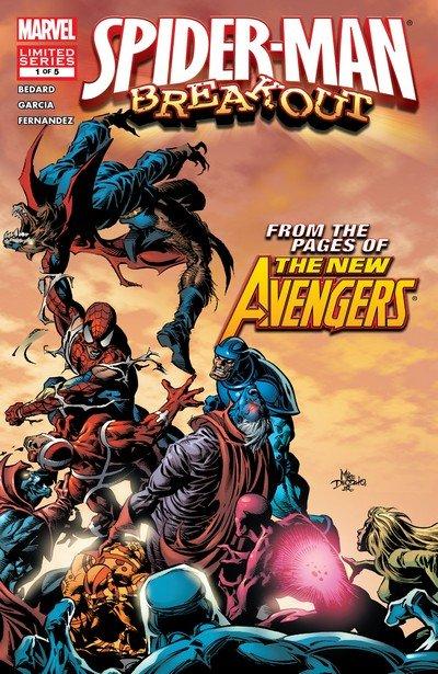 Spider-Man – Breakout #1 – 5 (2005)