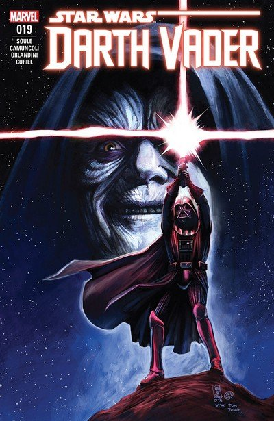 Darth Vader #19 (2018)