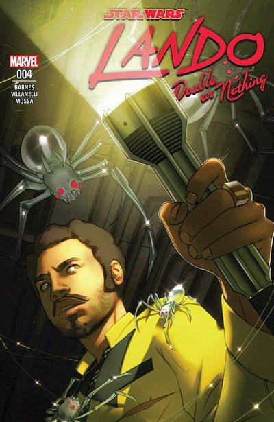 Star Wars – Lando – Double Or Nothing #4 (2018)