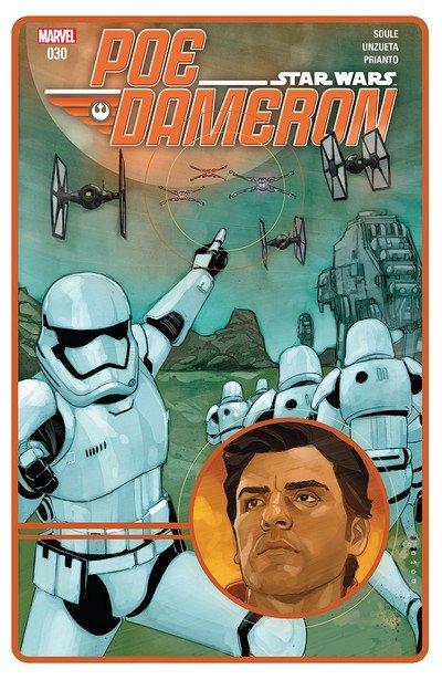 Star Wars – Poe Dameron #30 (2018)