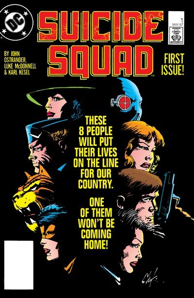 Suicide Squad Vol. 1 #1 – 67 + Annual (1987-2010)