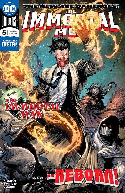 The Immortal Men #5 (2018)