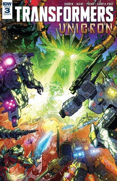 Transformers – Unicron #3 (2018)