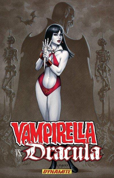 Vampirella Vs. Dracula (TPB) (2012)