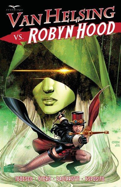 Van Helsing vs. Robyn Hood Vol. 1 (TPB) (2018)