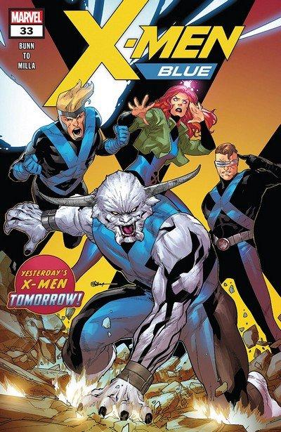 X-Men Blue #33 (2018)