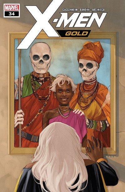 X-Men Gold #34 (2018)