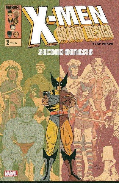 X-Men – Grand Design – Second Genesis #2 (2018)