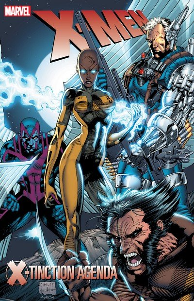 X-Men – X-tinction Agenda (TPB) (2011)