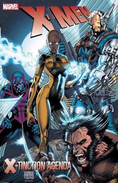X-Men – X-tinction Agenda (TPB) (2011)