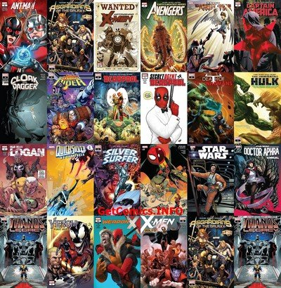 2018.09.05 Marvel Week+
