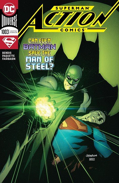 Action Comics #1003 (2018)