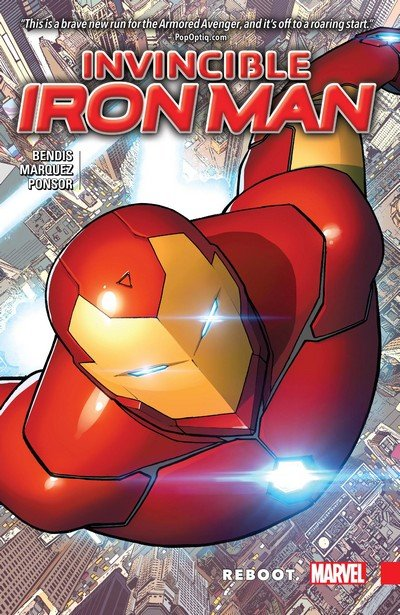 All-New, All-Different Marvel – Iron Man (Collection) (2015-2016)