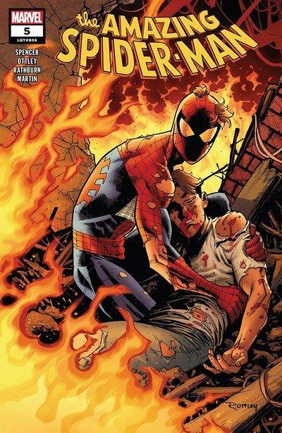 Amazing Spider-Man #5 (2018)