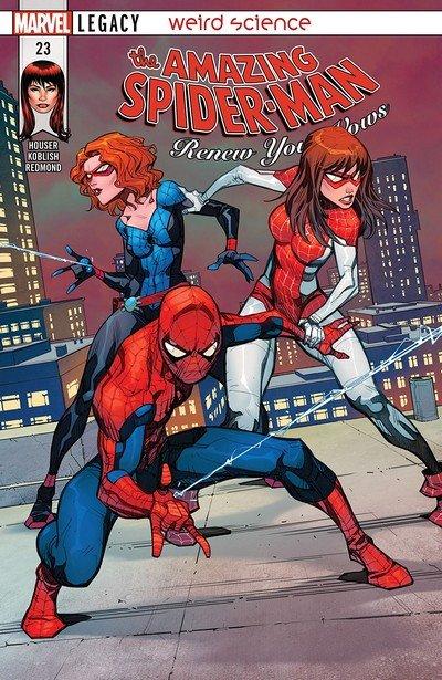 Amazing Spider-Man – Renew Your Vows #23 (2018)