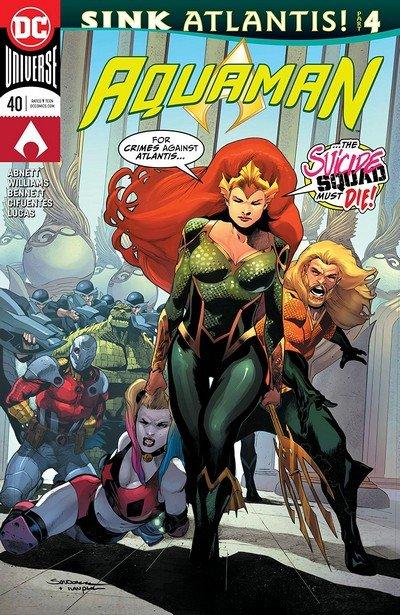 Aquaman #40 (2018)