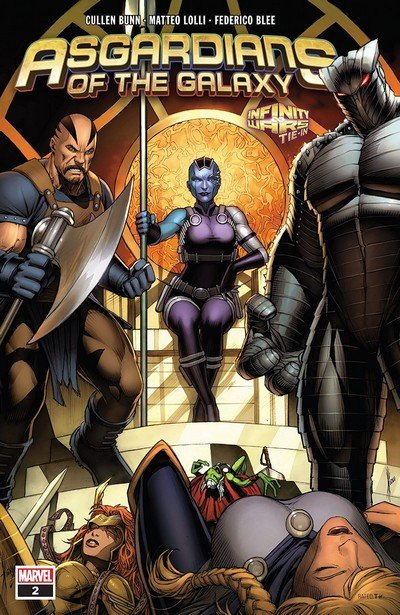 Asgardians Of The Galaxy #2 (2018)